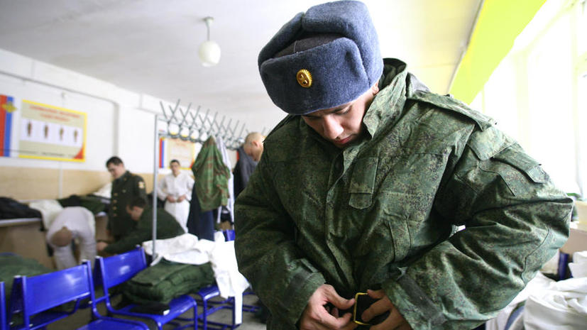 За уклонение от воинской службы придётся заплатить повышенный налог