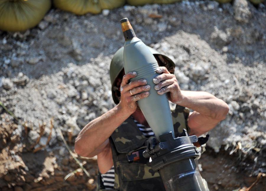 ФСБ: С территории Украины был обстрелян российский КПП