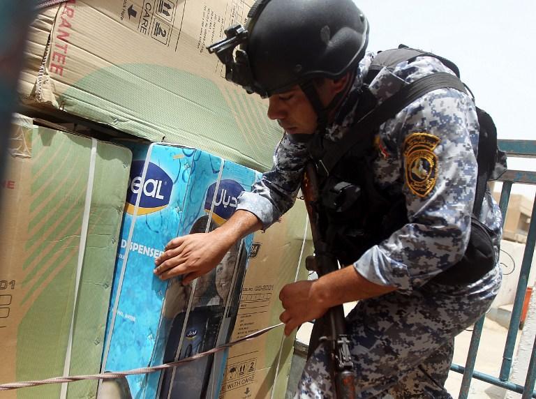 В Ираке обезврежены три подпольные фабрики по производству отравляющих газов