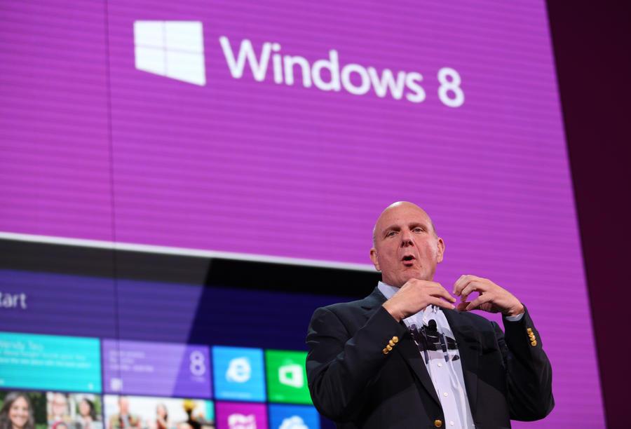 Менеджеры Microsoft признали Windows 8 очередной ошибкой