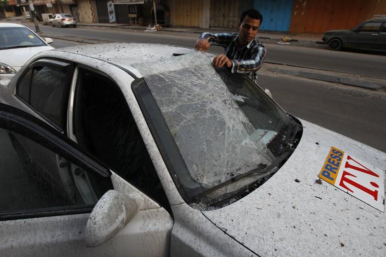 Израиль начал войну против СМИ: в результате ударов погибли три журналиста