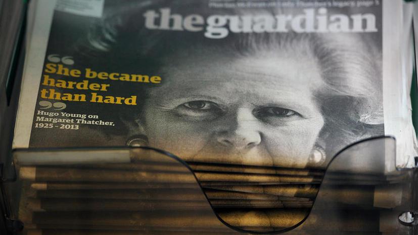 Ирландский журналист: The Guardian испытывает маниакальную привязанность к RT