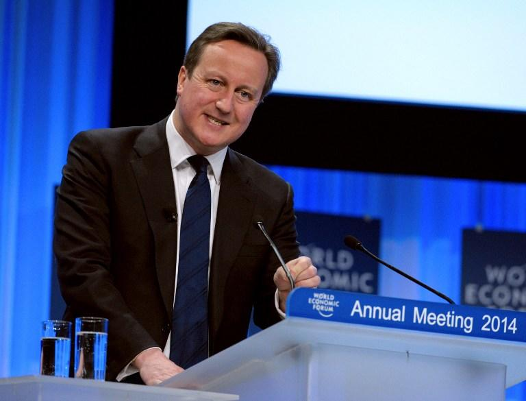 Дэвид Кэмерон осудил издания, публикующие разоблачения Эдварда Сноудена