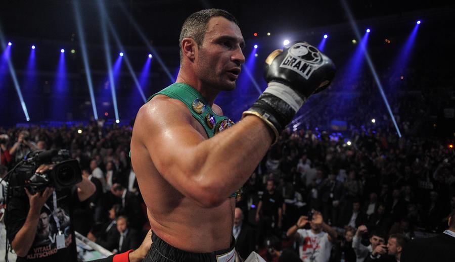 Виталий Кличко вызвал на ринг Виктора Януковича