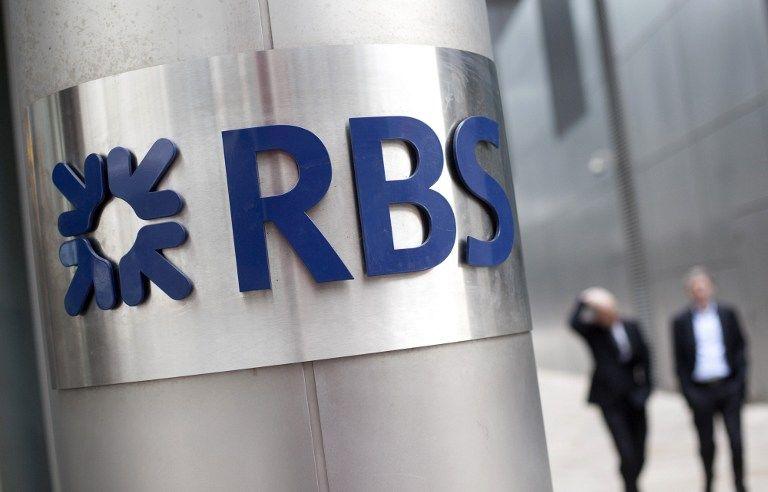 Royal Bank of Scotland оштрафован на $615 млн за манипуляции с банковской ставкой