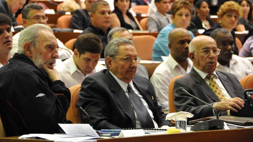 Рауль Кастро останется во главе Кубы еще на пять лет, затем покинет пост