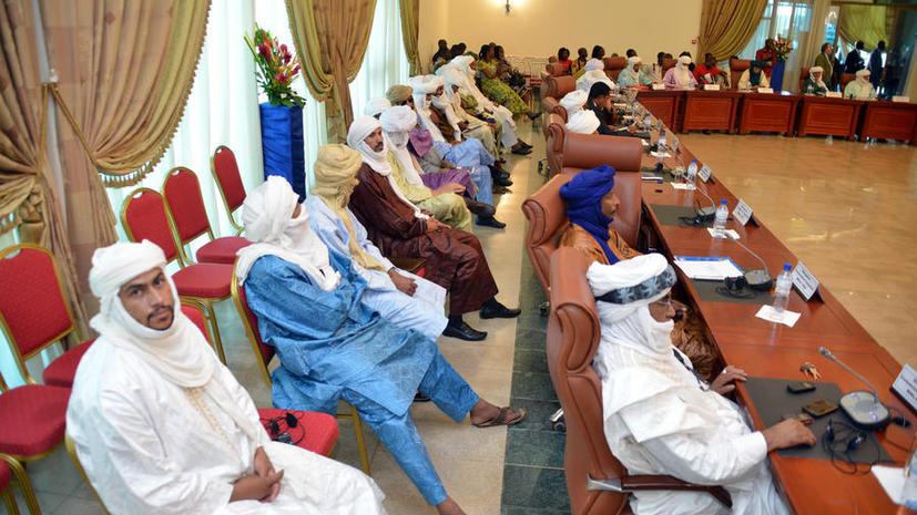 Власти Мали заключили перемирие с повстанцами-туарегами