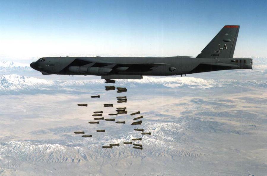 СМИ: США испытали крупнейшую авиабомбу на случай провала переговоров с Ираном
