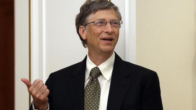 Планшет от Apple разочаровал Билла Гейтса