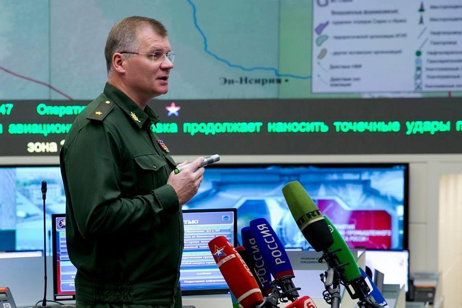 ВКС РФ разрушили 12 опорных пунктов и стратегических объектов ИГ в Сирии