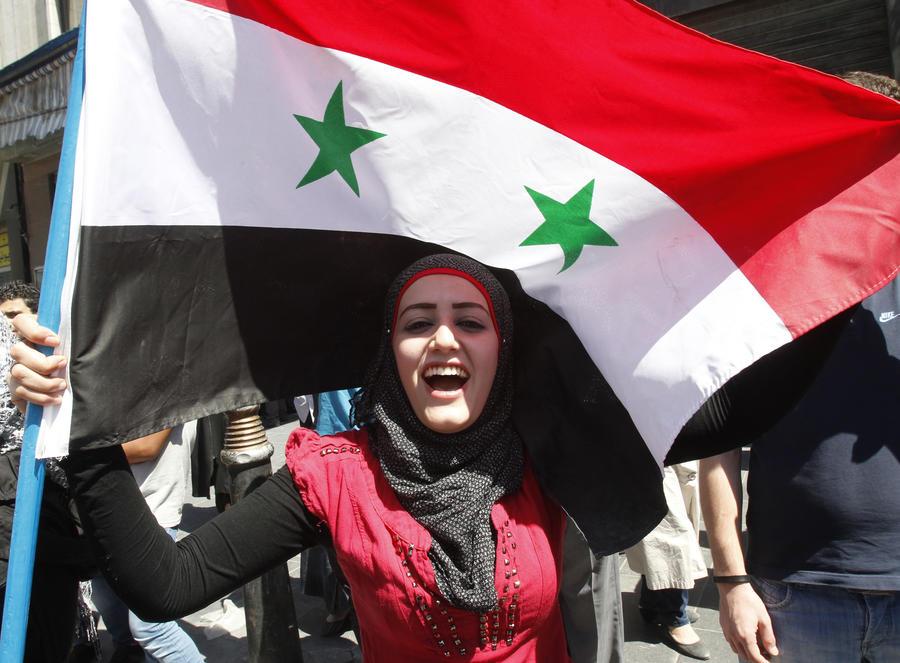 В Дамаске всё спокойно: в Сирии наступило долгожданное перемирие