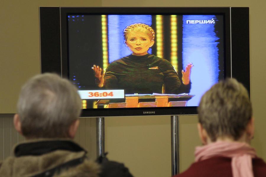 Российские компании отказываются размещать рекламу на украинском телевидении