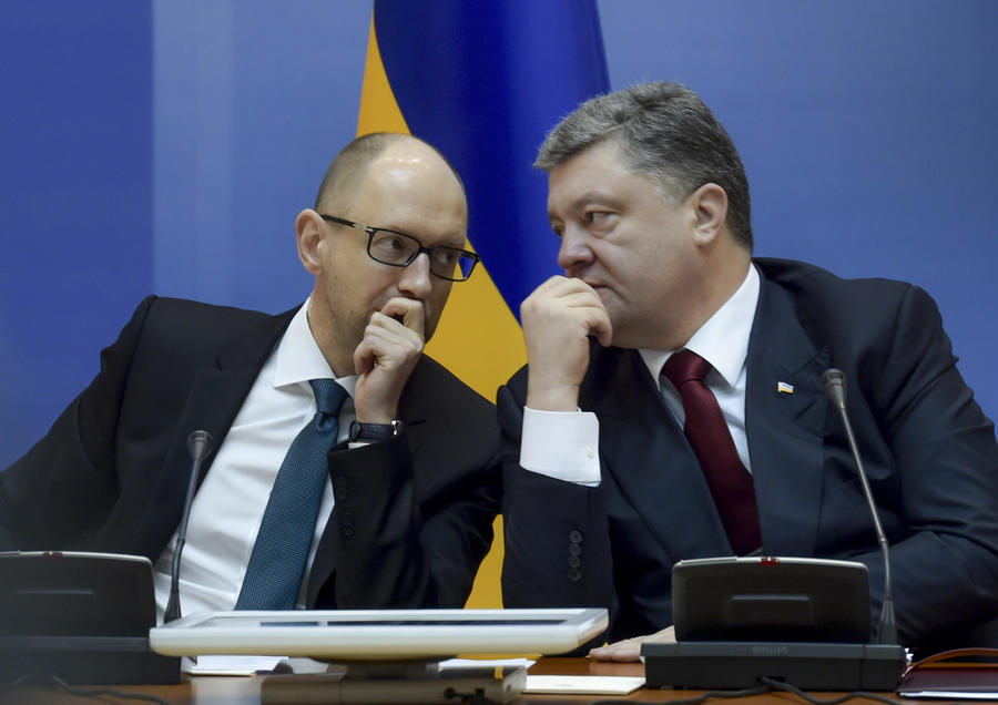 Forbes: Попытками напугать Запад призраком «русского медведя» Киев стремится поднять себе рейтинг