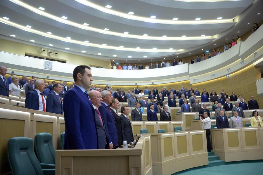 Российские сенаторы отказались от визита в США