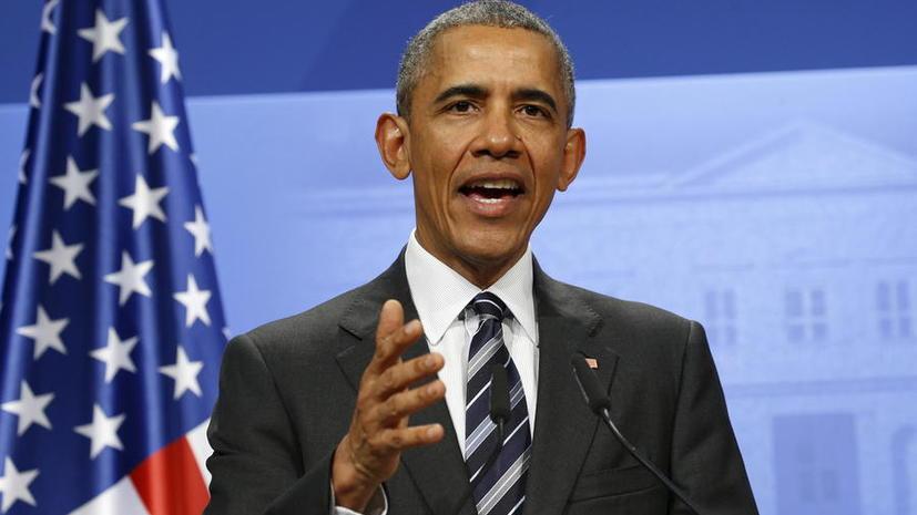 Барак Обама намерен отправить в Сирию около 250 военнослужащих США