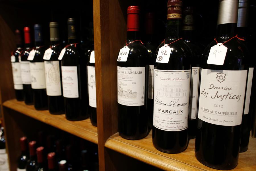 Исследование: Виноград и красное вино помогают похудеть