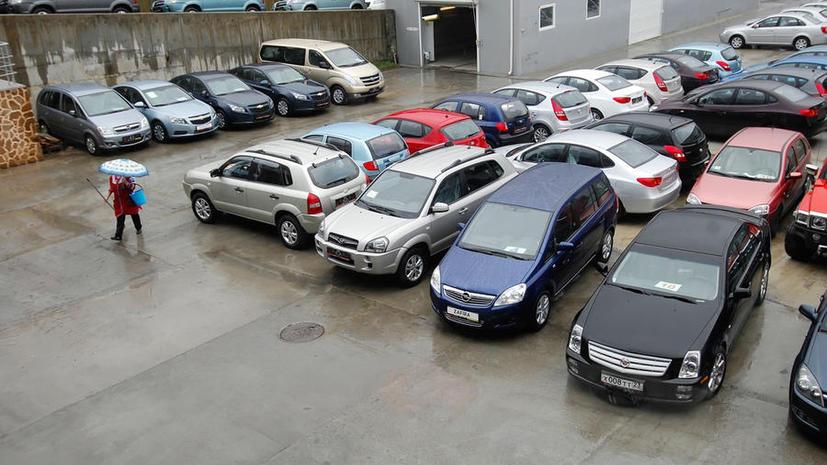 Российские автодилеры предлагают включать все машины в единую электронную базу данных
