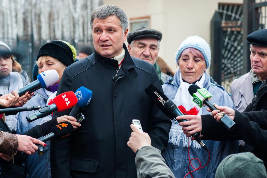 МВД Украины: Беспорядки и насилие в стране будут пресечены в течение одного-двух дней