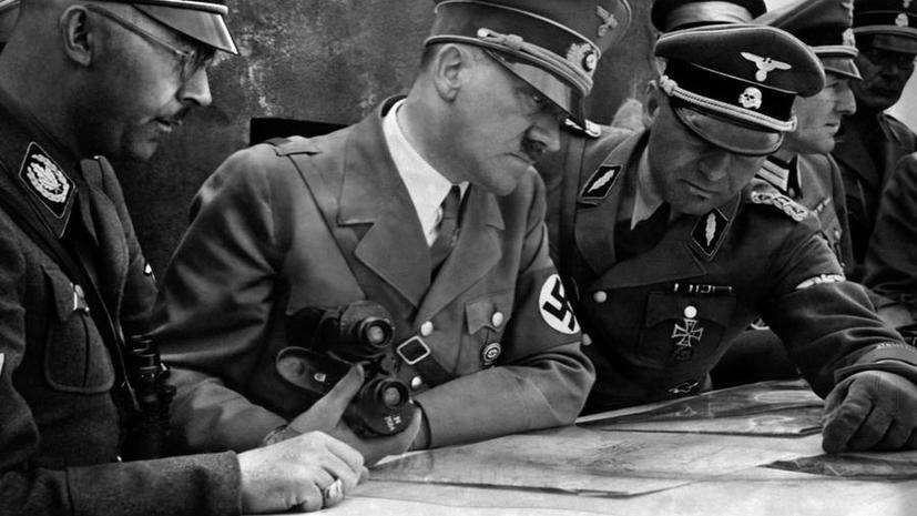 Чашки с изображением Гитлера по ошибке попали в продажу в Германии