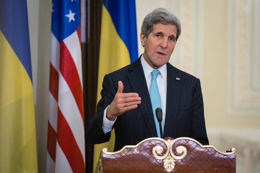 Эксперт: Истинность высказываний Керри можно проверить решением США вопроса о поставках оружия Киеву