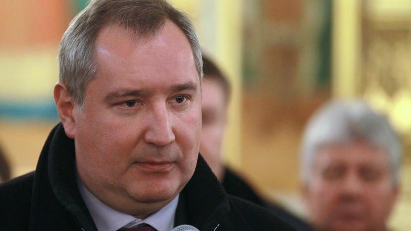 Дмитрий Рогозин: Приоритет России в Приднестровье – обеспечение прав граждан РФ