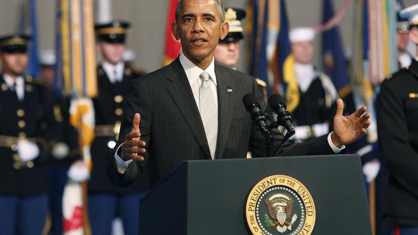 Барак Обама: Мы выступили посредником в переходе власти на Украине