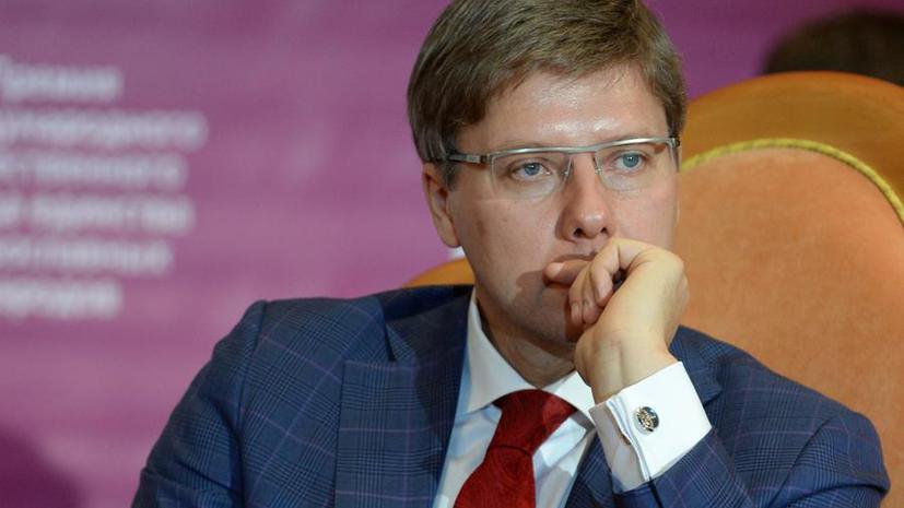 Мэр Риги Нил Ушаков: Решение ввести санкции против России было ошибкой