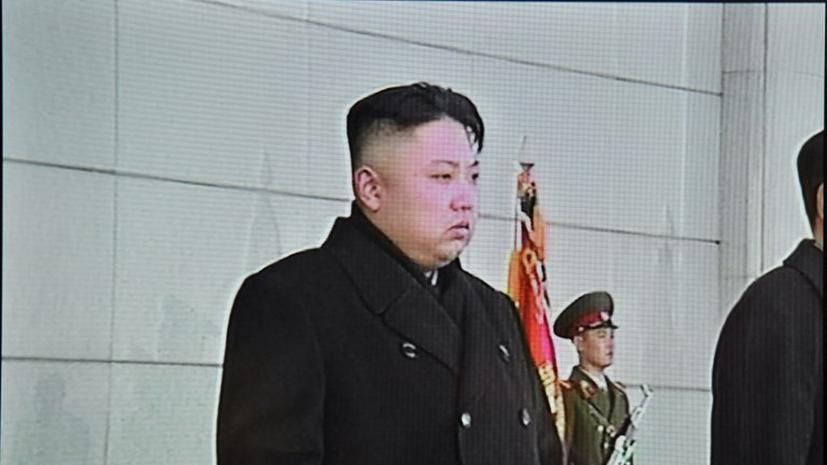 Лидер КНДР впервые за 19 лет поздравил сограждан с Новым годом