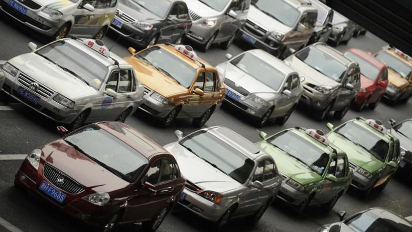 Количество автомобилистов в Китае может увеличиться до 1 миллиарда в 2029 году