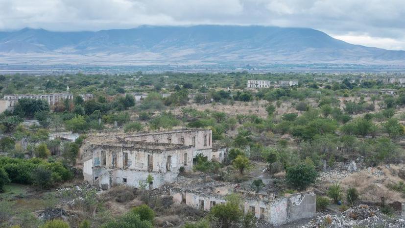 Зона напряжения: конфликт в Нагорном Карабахе снова обострился
