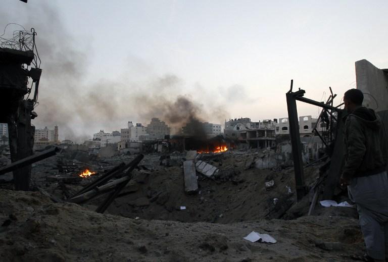 Израильские политики: «С Газой надо поступить, как США с Хиросимой»