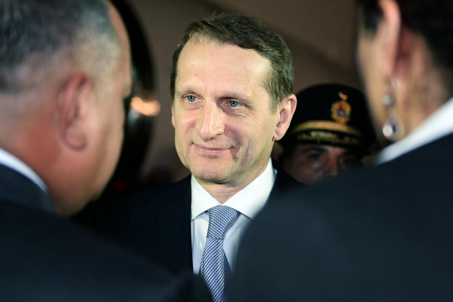 Сергей Нарышкин: Эдвард Сноуден очень похож на Дон Кихота