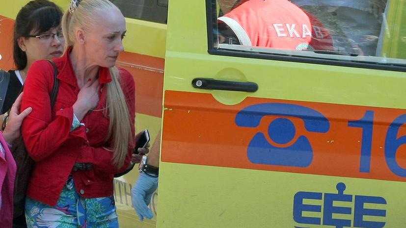 Раненного на Крите мальчика вывели из искусственной комы