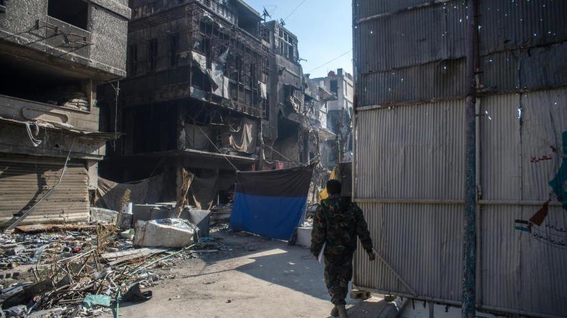 СМИ высмеяли заявление Госдепа о том, что США принесли в Сирию мир и стабильность