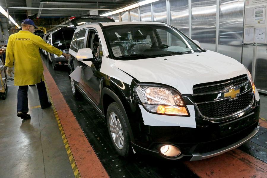 Власти Канады предложили производителю автозапчастей Magna прекратить контракт с российской компанией «Автотор»