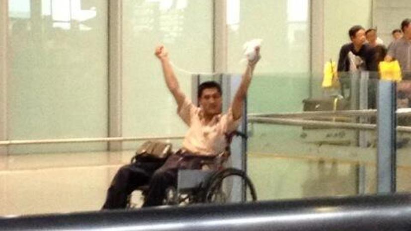 Взрыв в пекинском аэропорту Шоуду: есть пострадавшие