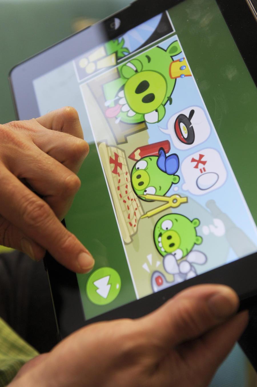 С помощью популярной игры Angry Birds АНБ США могло получать информацию о пользователях смартфонов