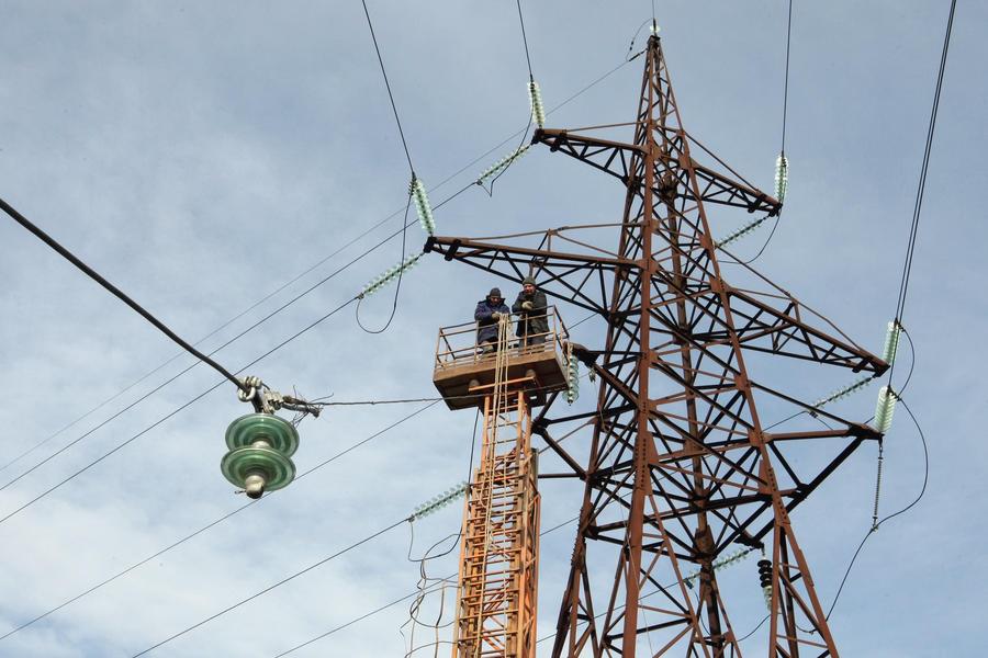 СМИ: Россия готовит Крым к энергетической автономии от Украины