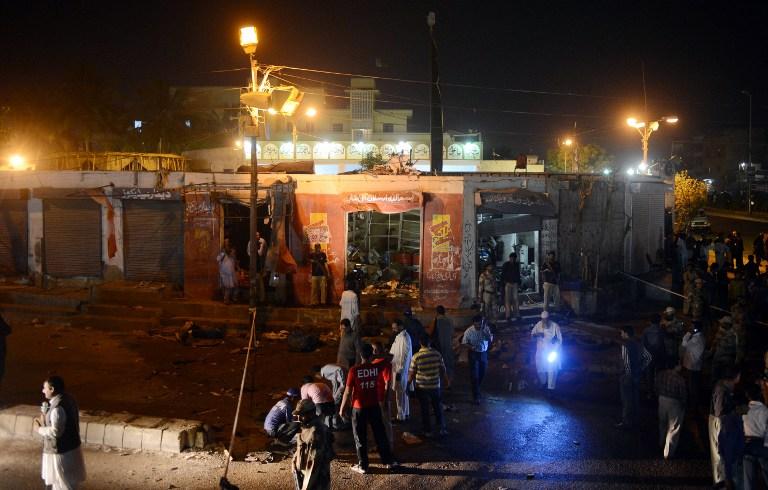 В Пакистане совершен теракт: погибли 22 человека, более 50 ранены