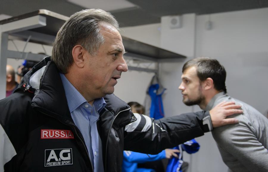 Виталий Мутко: У России интересная команда на предстоящую Олимпиаду