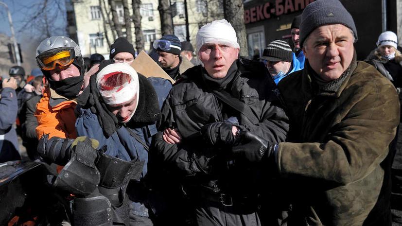 Гражданам РФ рекомендовали избегать зон активного противостояния на Украине