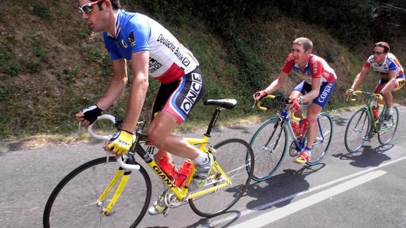 Юбилейный «Тур де Франс» стартует на Корсике
