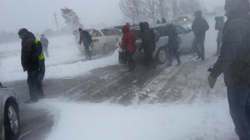 В Вологодской области столкнулись фура и автобус с детьми, погибли шесть человек
