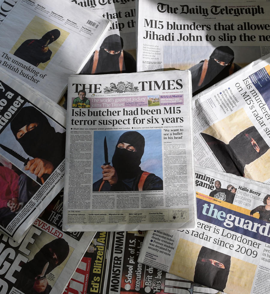 США заявили об уничтожении в Сирии одного из палачей ИГ — Джихади Джона