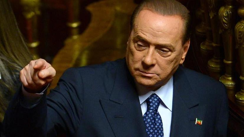 В ближайшие два года Сильвио Берлускони не сможет занимать руководящих должностей