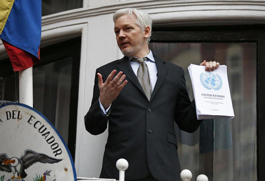 Адвокаты Джулиана Ассанжа: Мы имеем дело с попыткой подорвать авторитет ООН