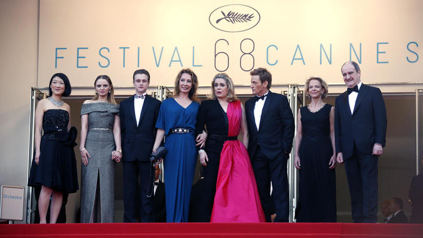 В Каннах открылся 68-ой Международный кинофестиваль