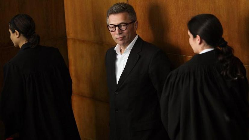 СМИ: Аркадий Гайдамак вышел из швейцарской тюрьмы