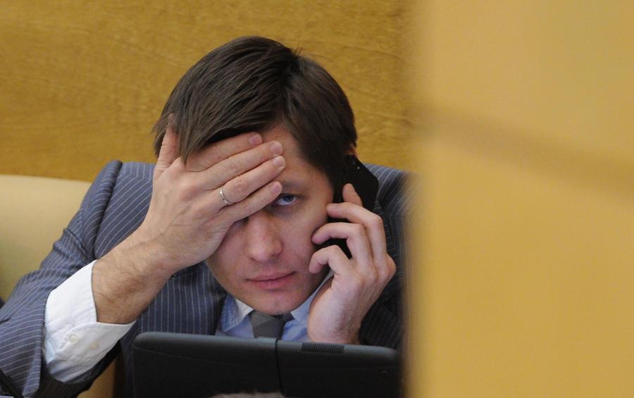 Комиссия по этике Госдумы предложила Дмитрию Гудкову сдать мандат