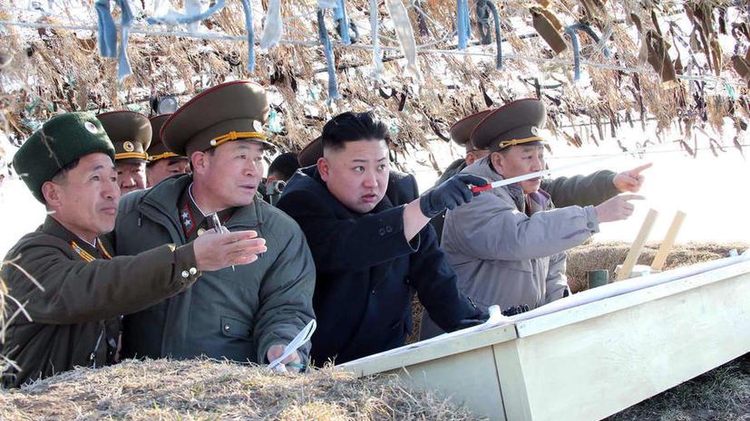 Северная Корея «обнулила» перемирие с Южной Кореей